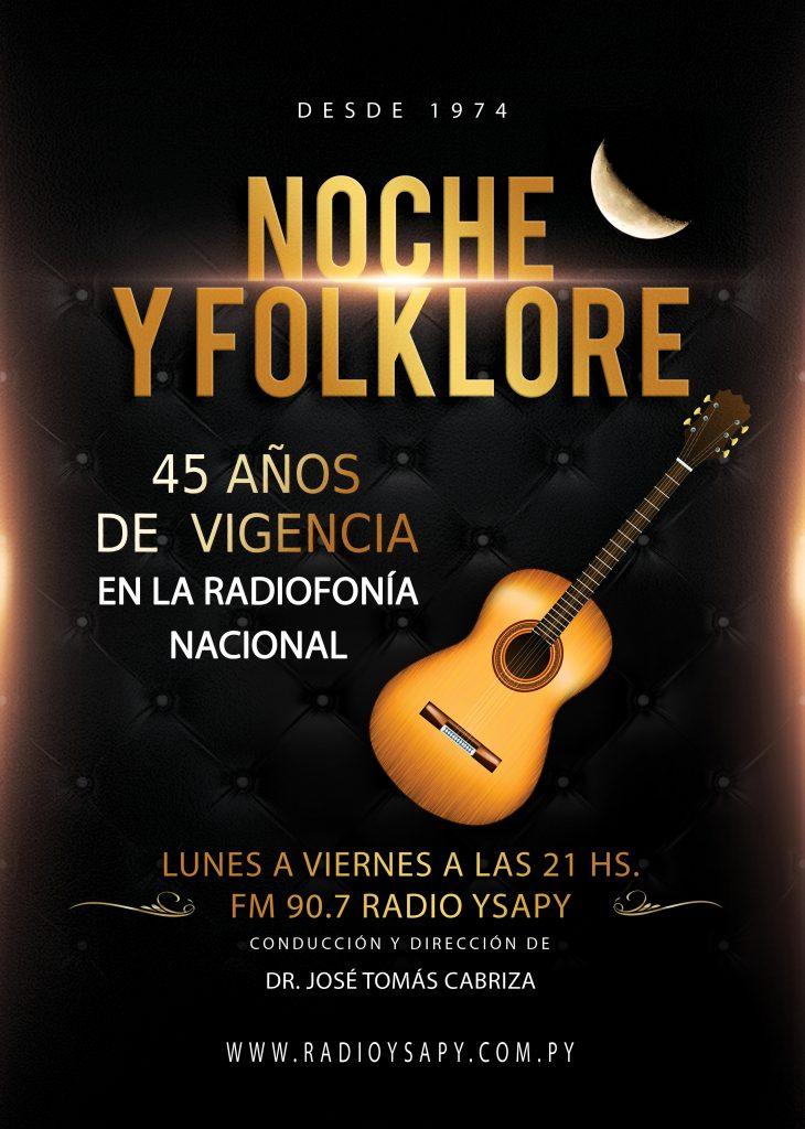 Noche y Folklore 90.7